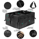 Super Strong & Durable Collapsible Car-Auto-SUV Cargo Storage Box