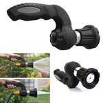 Ergonomic Mighty Garden Hose Power Spray Nozzle