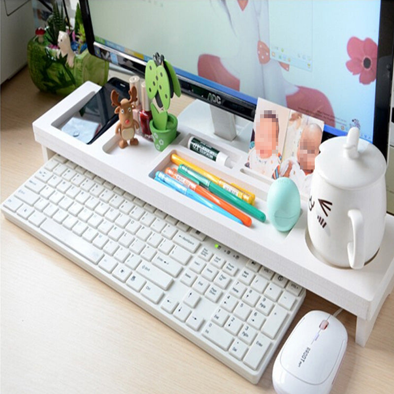 Desk Storage Shelf Desktop Organizer