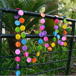 Hanging Paper Party Garland