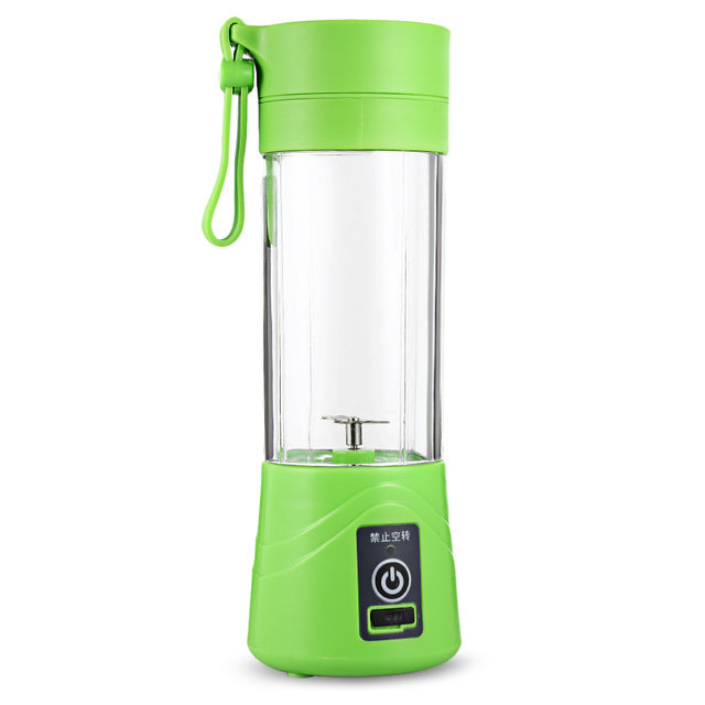 Portable Electric USB Charging Water Bottle Blender