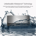 T-10 Portable Bluetooth IPX5 Waterproof Loudspeaker with Mic