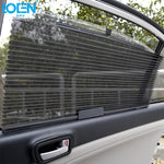 Car Window Mesh Sunshade Curtain