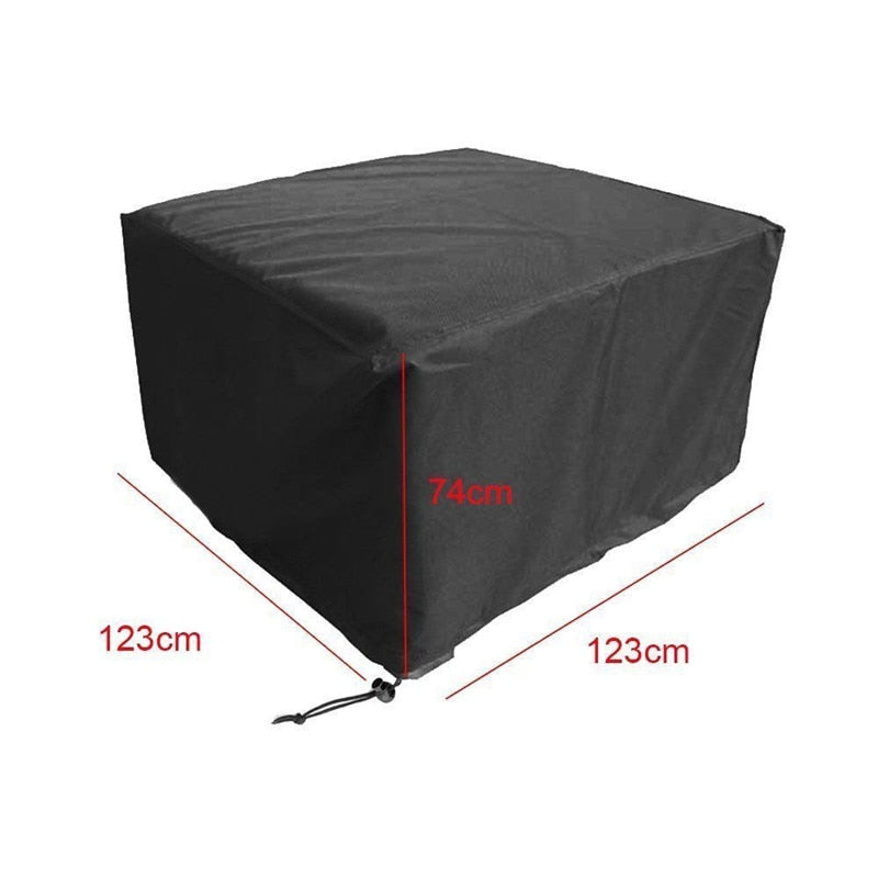 Outdoor Oxford Waterproof Furniture Wicked Rain Cover