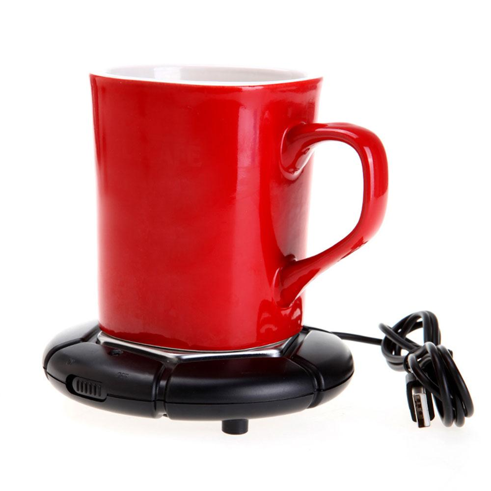 Portable USB Powered Heated Drink Tray