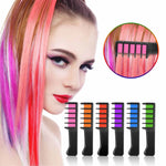 Professional Mini Disposable Personal Salon Temporary Hair Dye Comb