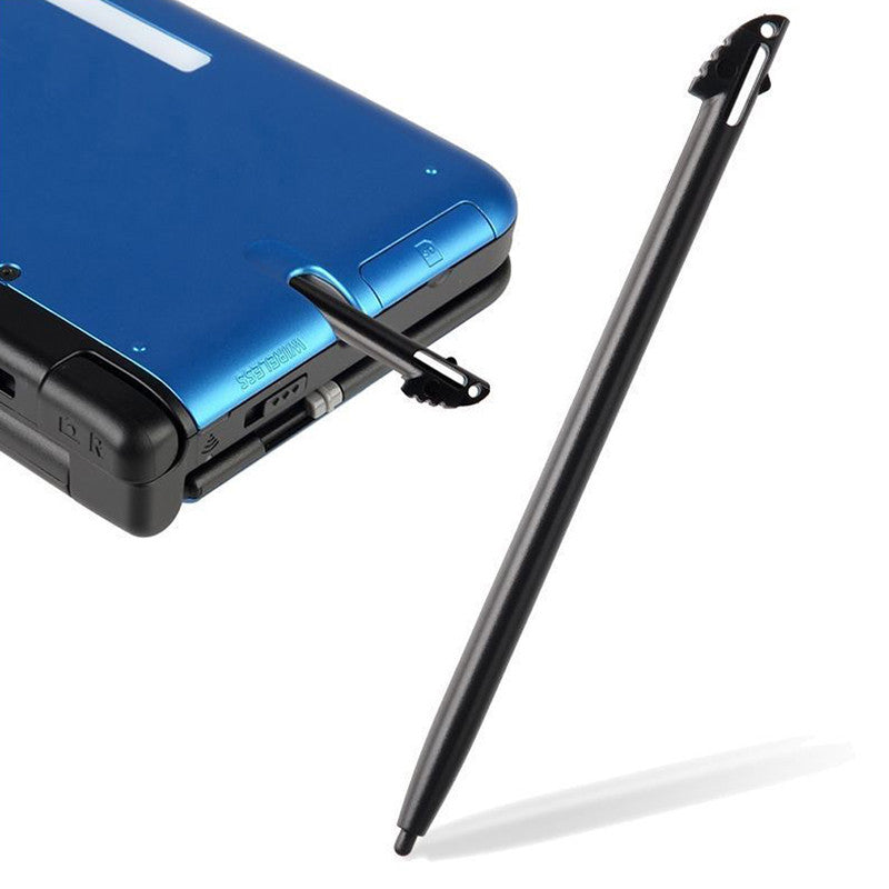 2 Pack: Black Plastic Touch Screen Stylus Pen for Nintendo 3DS