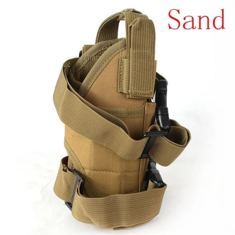Sand Universal Adjustable Tactical Gun Leg Holster