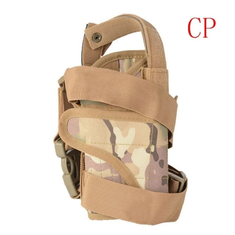CP Universal Adjustable Tactical Gun Leg Holster