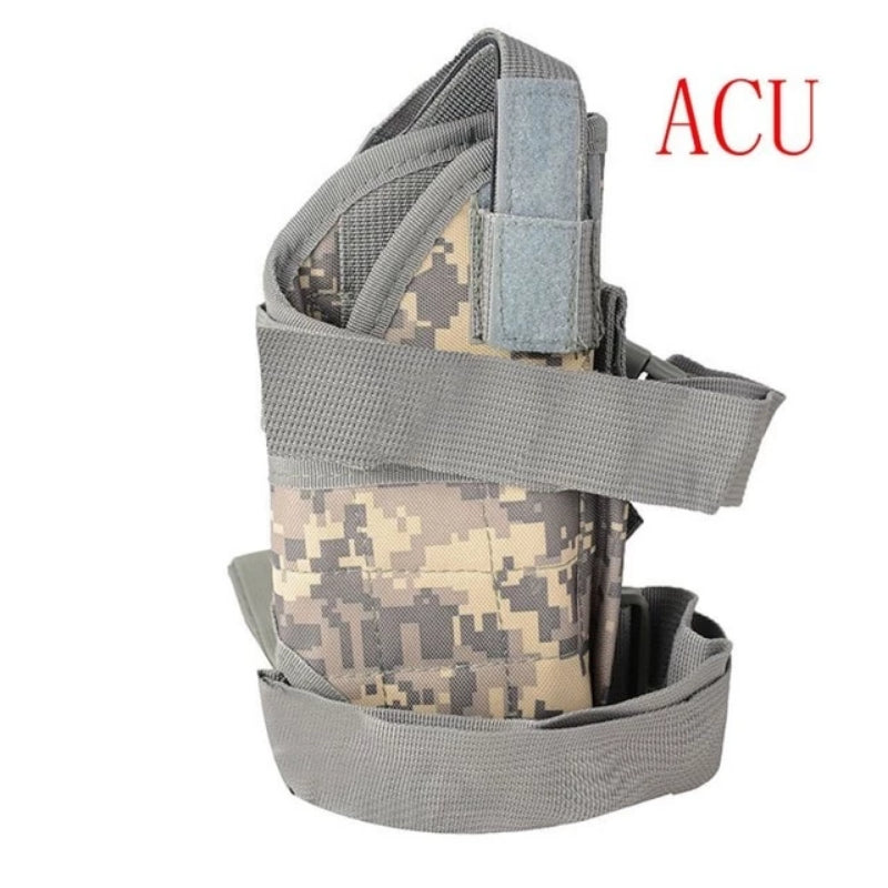 ACU Universal Adjustable Tactical Gun Leg Holster