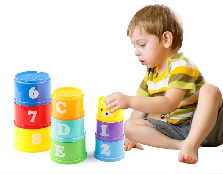 Kids Educational Number and Alphabet Learning Toy