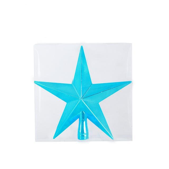 Christmas Tree Top Star Ornaments