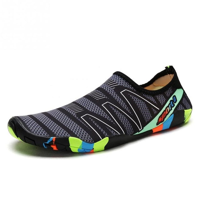 Lightweight Athletic Aqua Footwear Beach Shoes