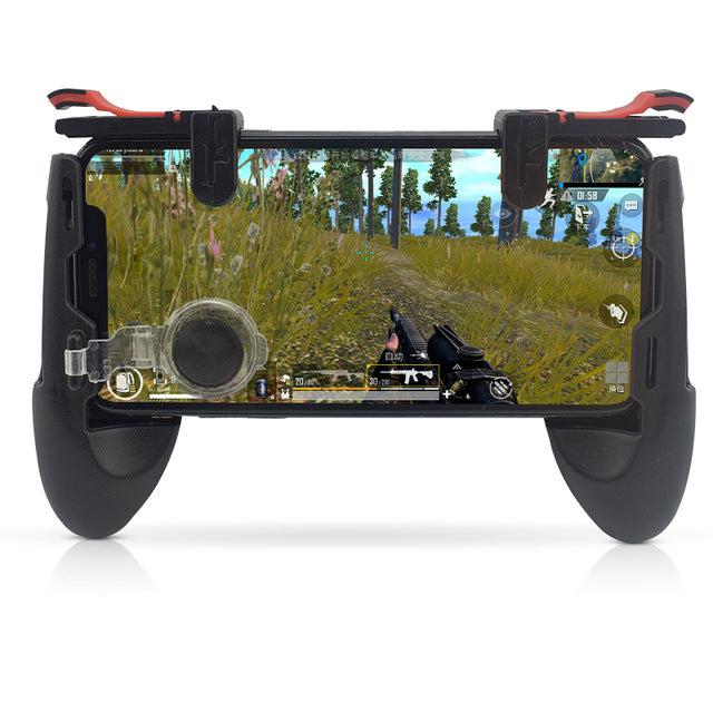 Mobile Phone Adaptable Gamepad Controller