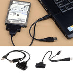 USB 2.0 to SATA USB Hard Disk Conversion Adapter
