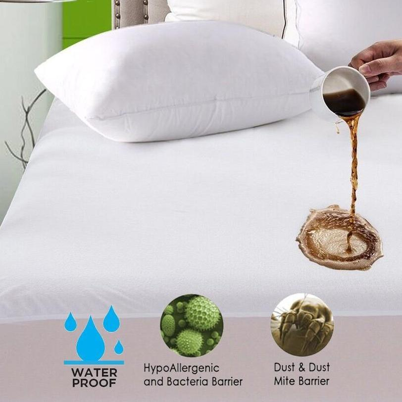 Waterproof Bug Proof Mattress Bed Cover