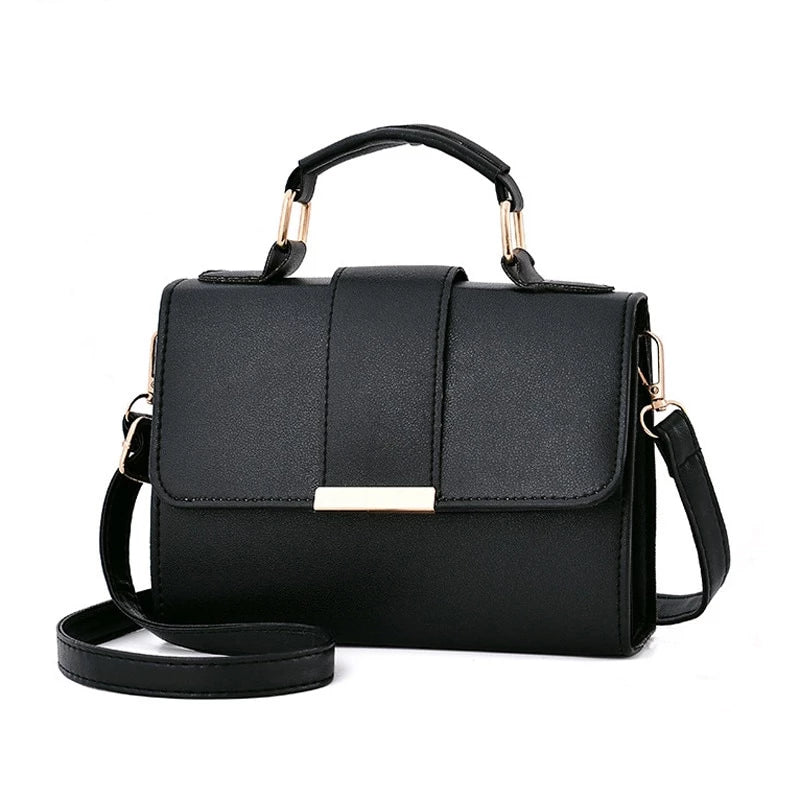 Women's Leather Handbags Purse Shoulder Bag