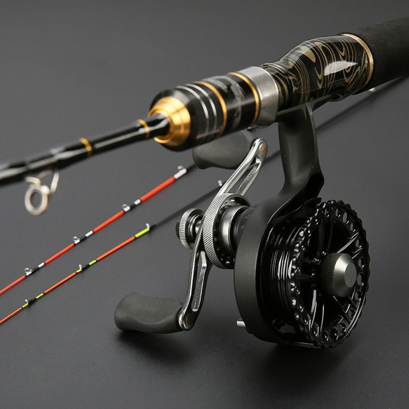 Titanium Alloy Micro Lead Fishing Rod