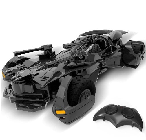 Electric Armed and Ready Remote Control Batmobile