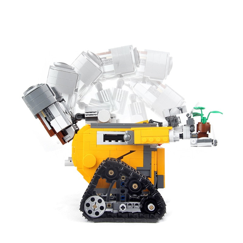 Wall-E Robot Building Blocks Building Kit
