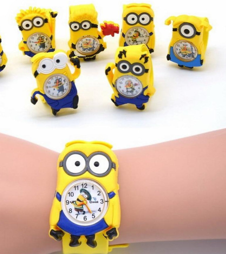 3D Despicable Cartoon Watch