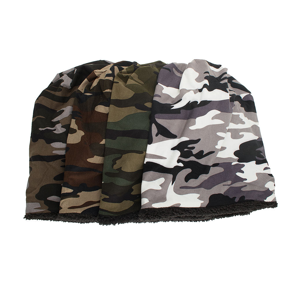 Winter Warm Soft Sport Knit Beanie