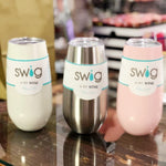 Swing Insulated Wine and Champagne Thermos with Lid