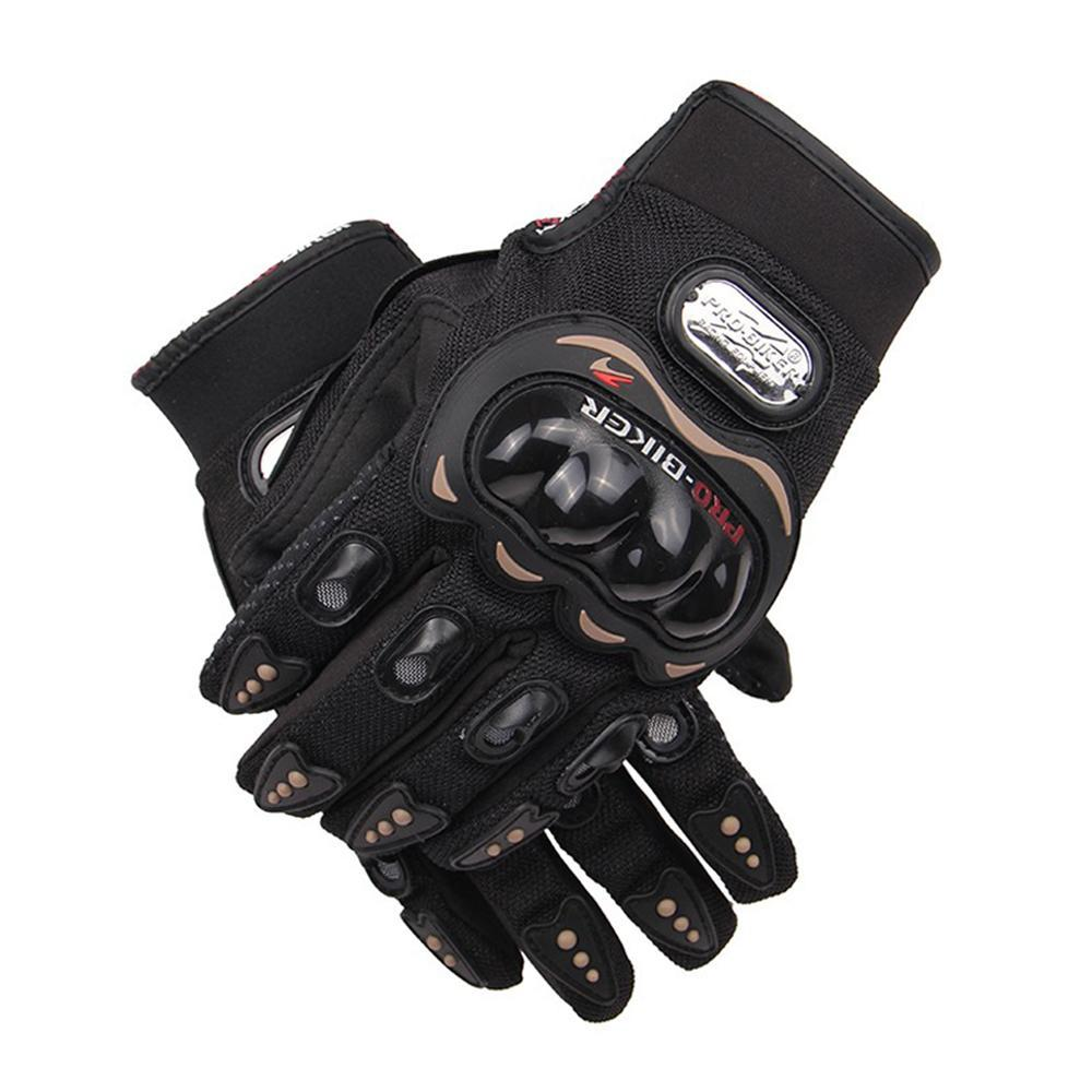 Protective Padded Motocross and Cycling Biker Gloves Was: $64.99 Now: $17.99 and Free Shipping.