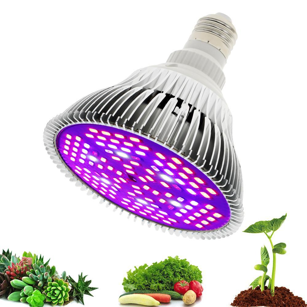 Full Spectrum LED Hydroponics Growing Lamp
