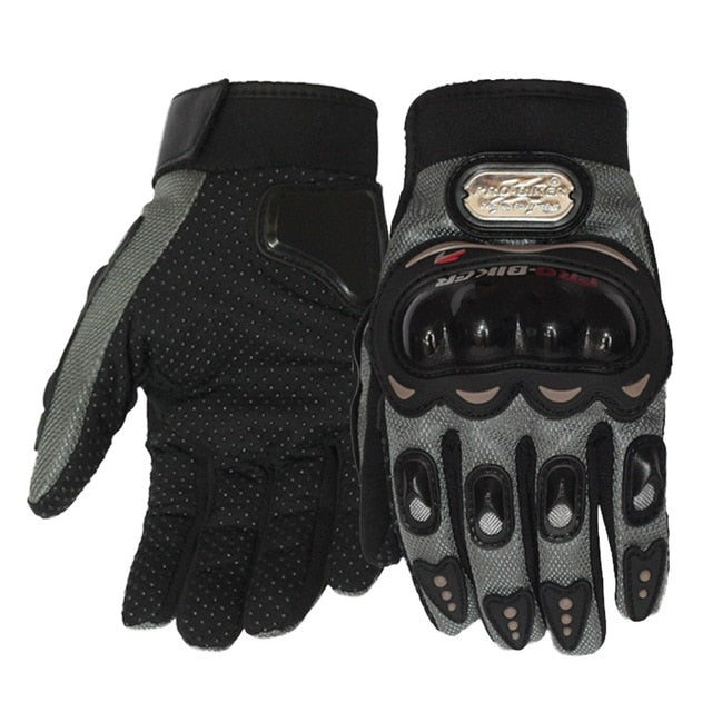Protective Padded Motocross & Cycling Biker Gloves