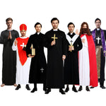 Christian Priest Exorcist Costumes