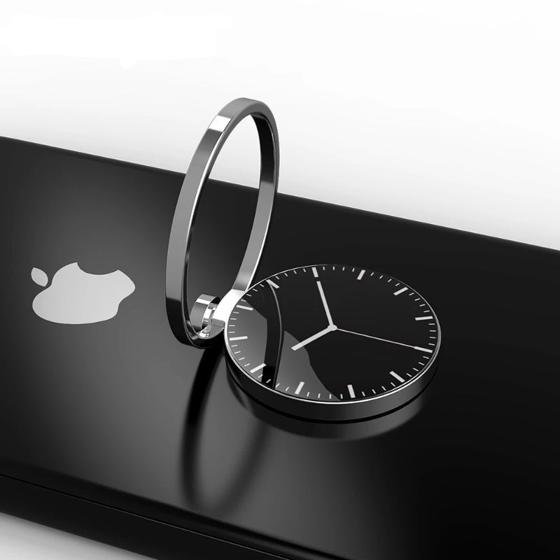 Universal Luxury Watch Pattern Metal Finger Ring Holder