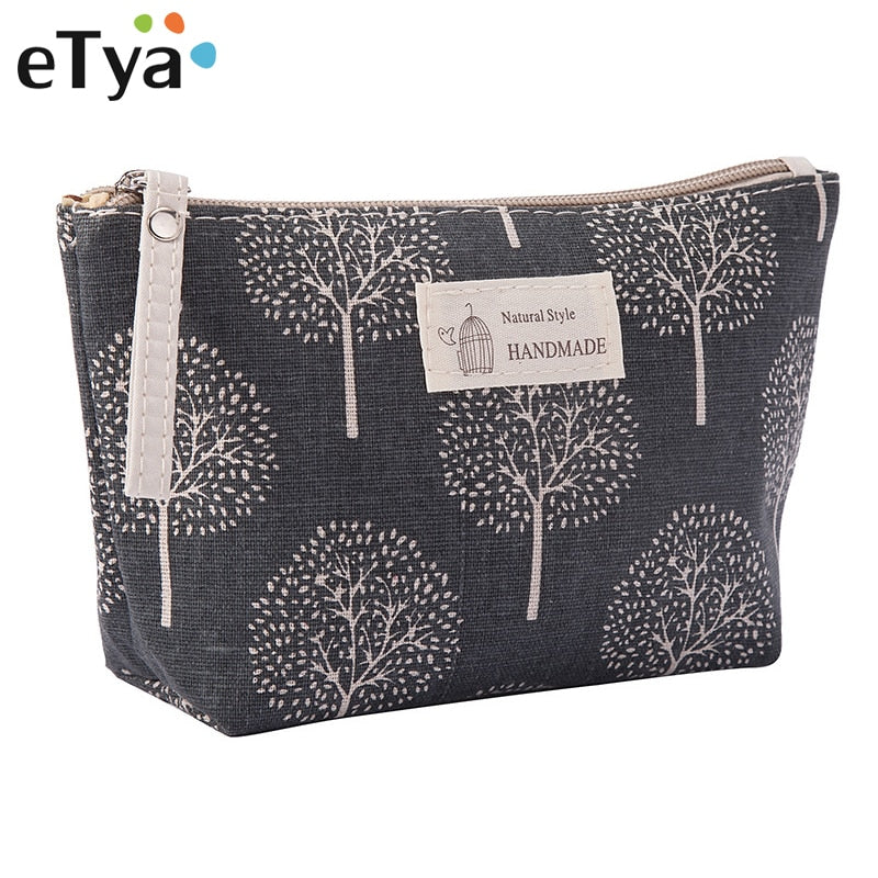Women's Travel Cosmetic Makeup Bag