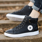 Men's Classic High Top Lace-Up All Star Sneaker