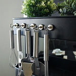6 Pack: Heavy Duty Strong Magnetic Kitchen Hooks