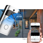 1080P Smart Video Night Vision WiFi Home Security Doorbell
