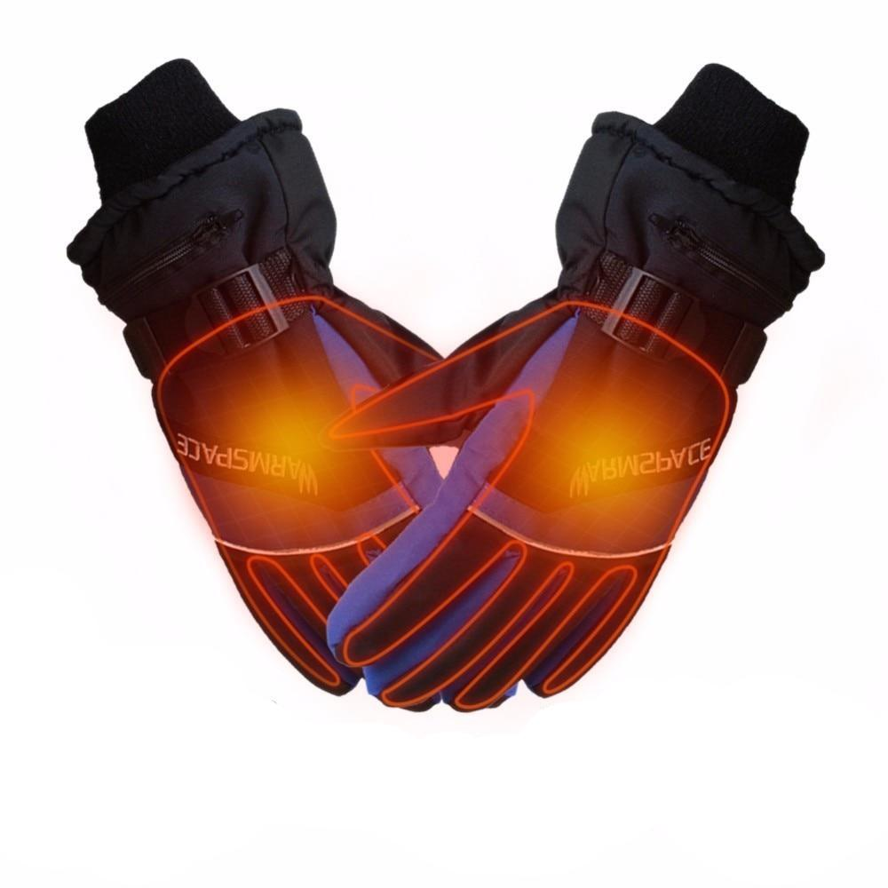 Heated Wireless Rechargeable Thermal Gloves