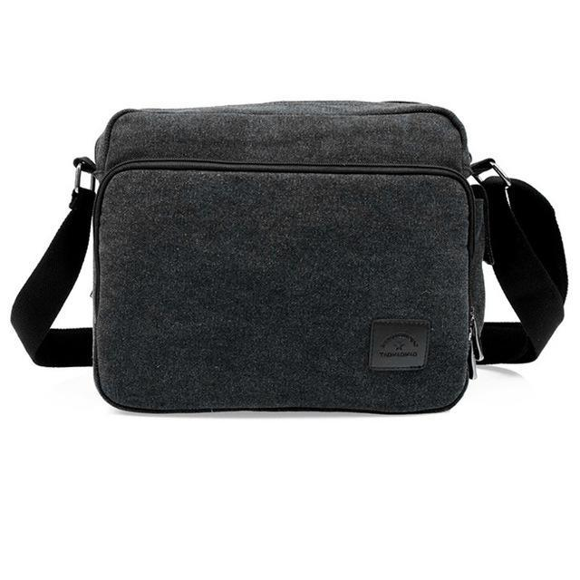 Multi-Function Urban Canvas Messenger Bag