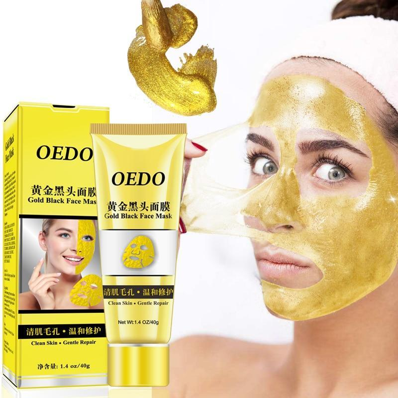 Gold Blackhead Acne Facial Mask
