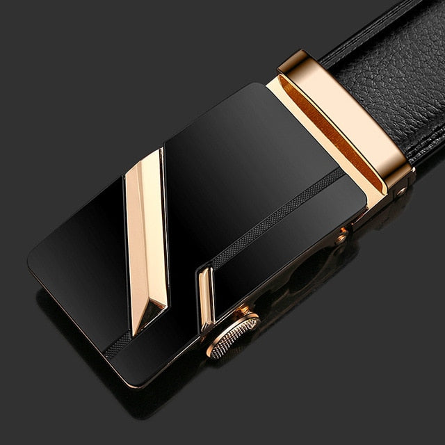 Gold black belt