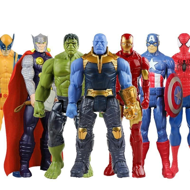 Infinity War Marvel Avengers Action Figures