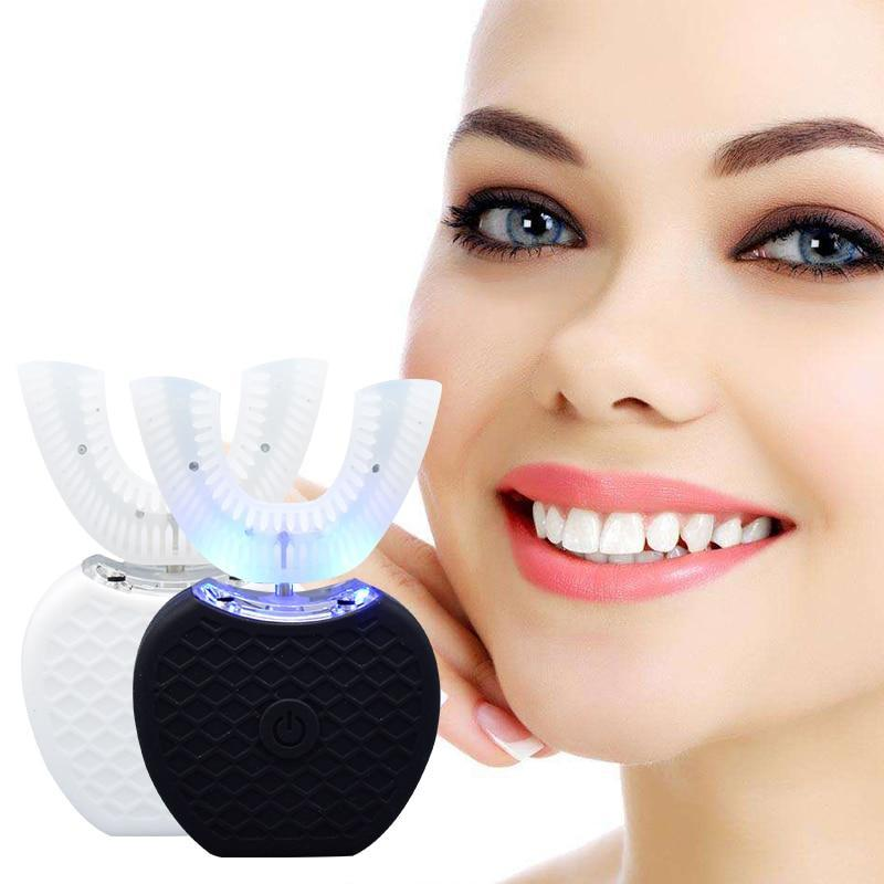 Sonic Cold Light Intelligent Teeth Whitening Toothbrush