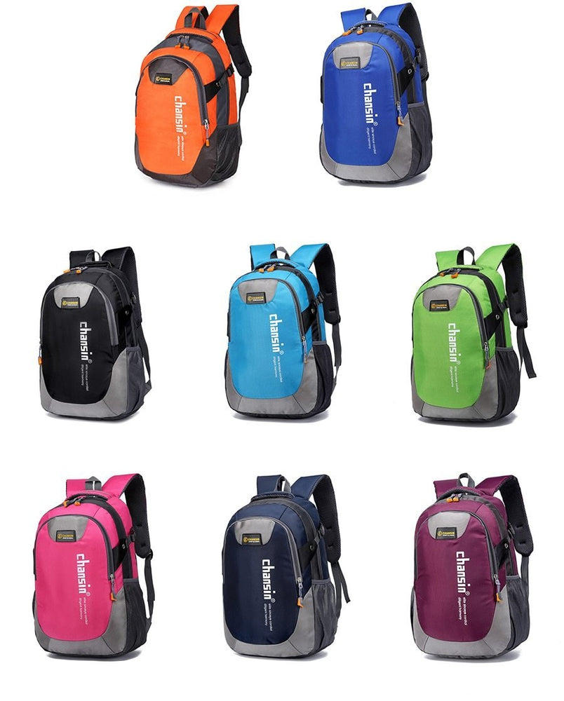 Unisex Anti-Theft Large Capacity Schoolbag Backpack