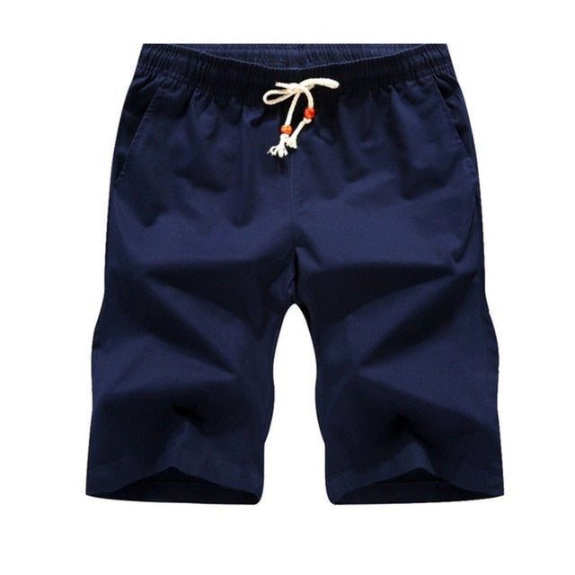 Men's Casual Breathable Stretch Fit Shorts