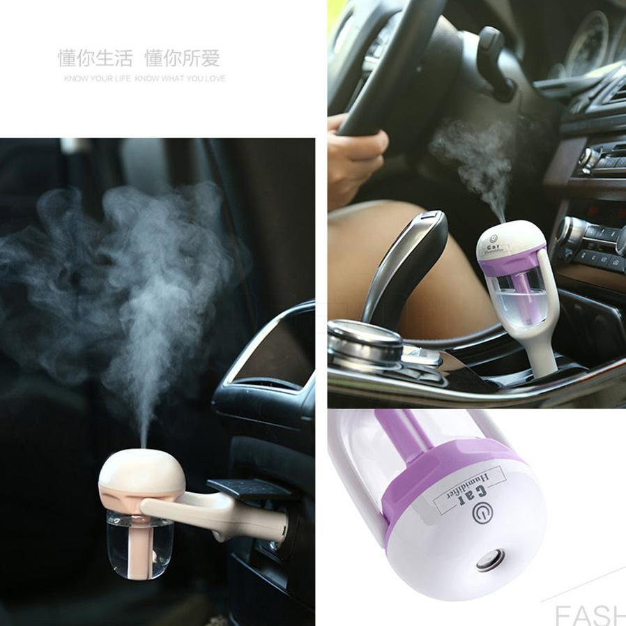 Mini Car 12V Essential Oil Air Humidifier