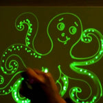 Glow-in-the-Dark Children's Drawing Board