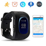 Children's Location Tracking GPS Smart Watch with SOS Button