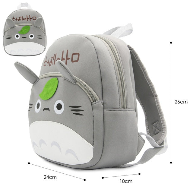Children's 3D Animal Cartoon Backpack