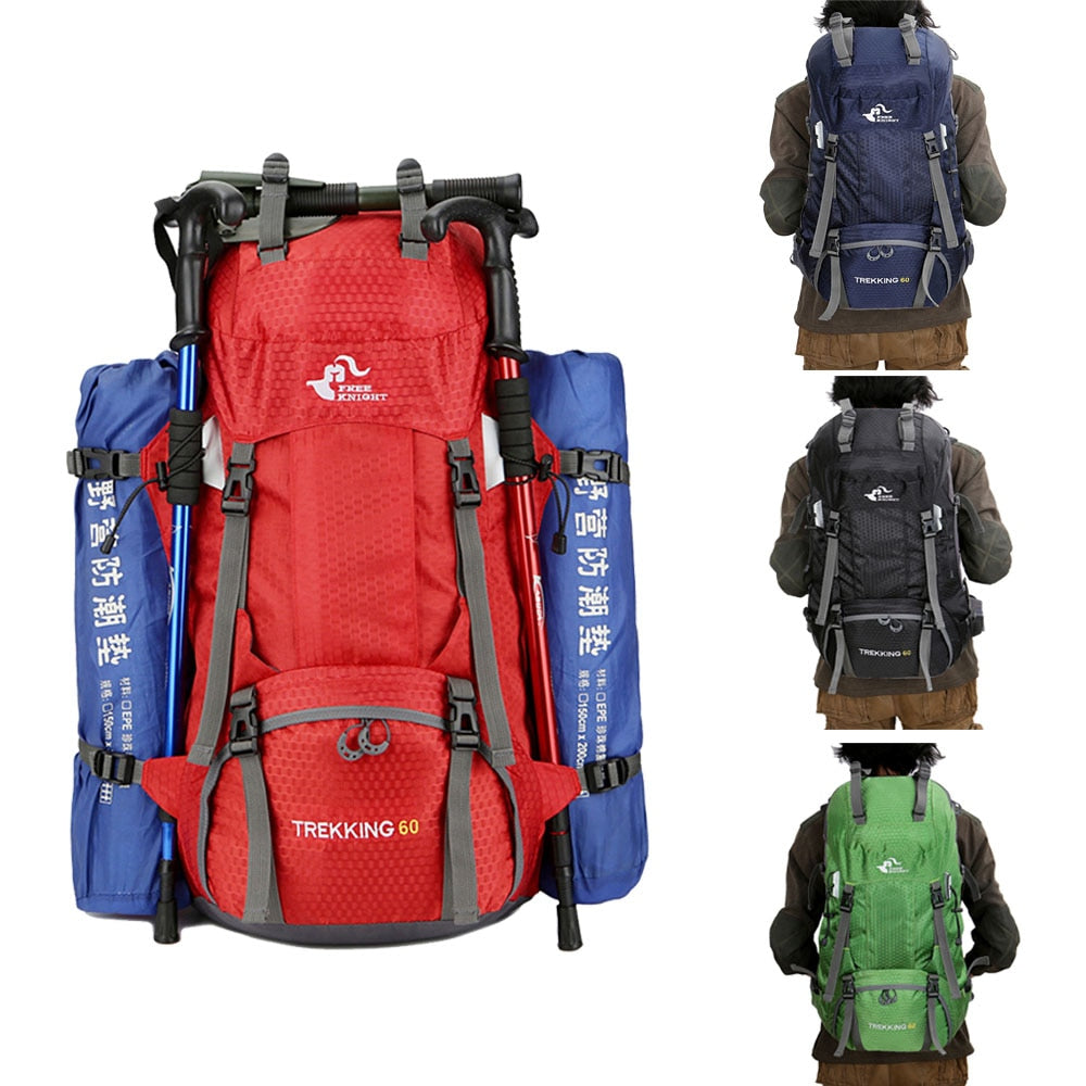 Waterproof Outdoor Mountaineering Survival Backpack
