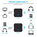 All-in-One Wireless Bluetooth 5.0 aptX HD Audio Adapter Receiver & Transmitter